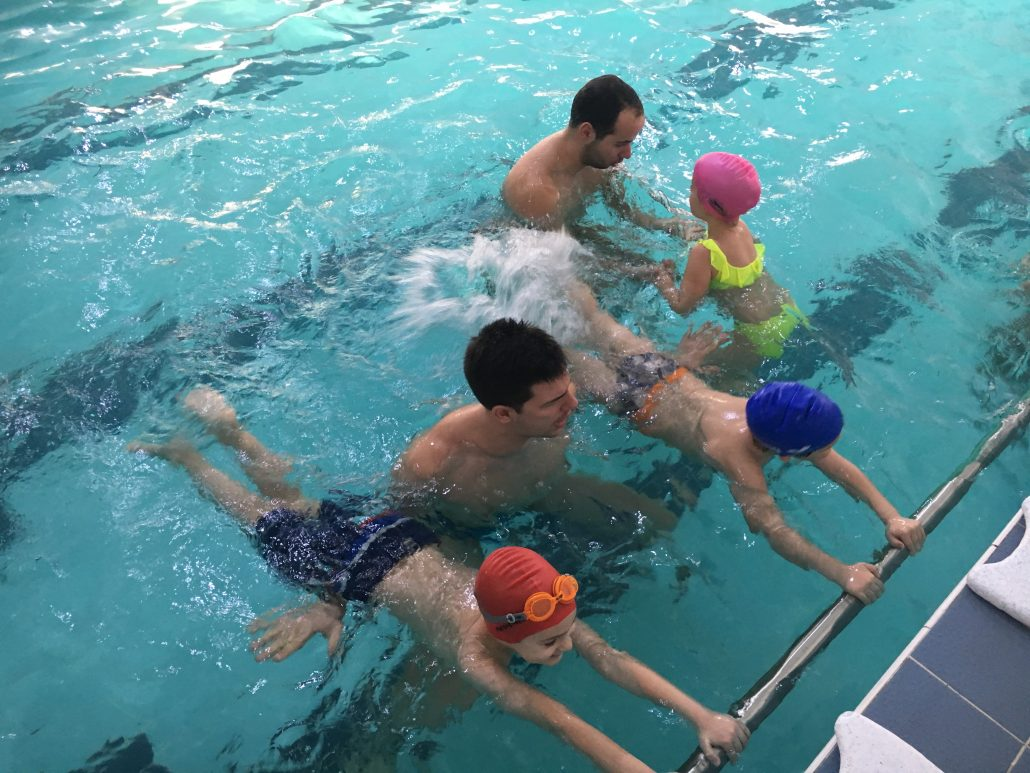 Školica sporta Stepa plivanje